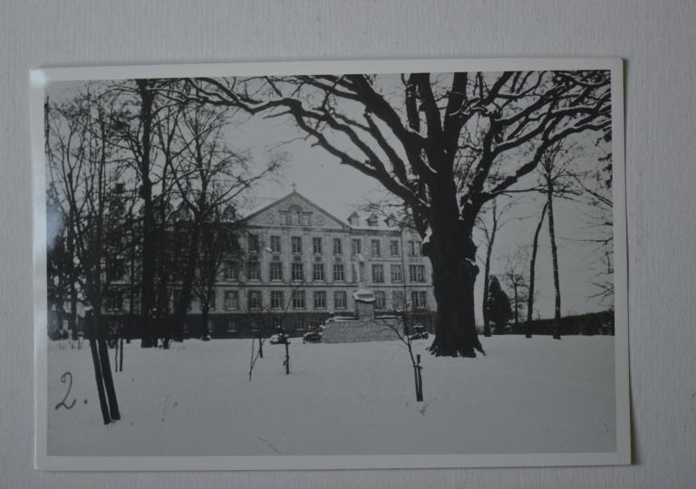Dom św. Józefa w Górnej Grupie przed II wojną światową
