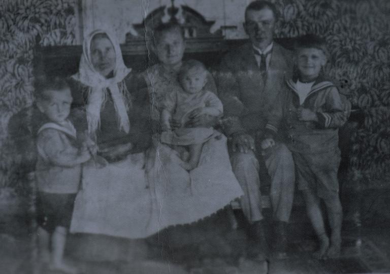 Rodzina o. Ligudy